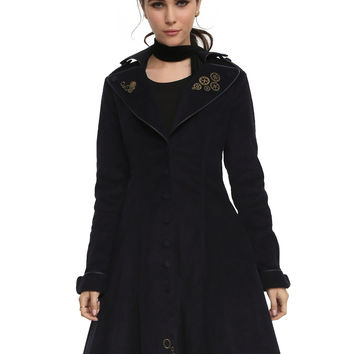 Doctor Who TARDIS Coat