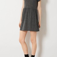 Topshop Speckled Jersey Dress | Nordstrom