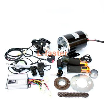 1000W Electric Motorcycle Motor Kit Changing Gas ATV To Electric ATV DIY Electric 4-wheel Child Vehicle Electric Scooter Engine