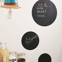 Walls Need Love Write-On Circles Wall Decal Set