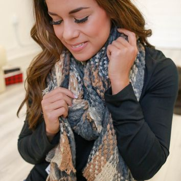 Winter Embrace Scarf