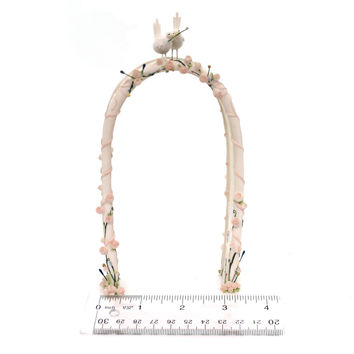 Wedding WEDDING ARBOR Resin Vows Most Sincerely 71026