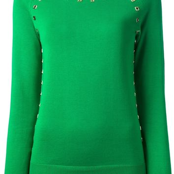 Michael Michael Kors Eyelet Detail Sweater