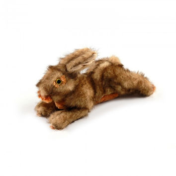 All for Paws Dog Toy Classic Brown Rabbit