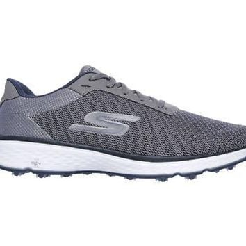 Licensed Golf Skechers 2018 Go  Fairway Mens  Shoes 54517 - Gray/Navy - 12.5
