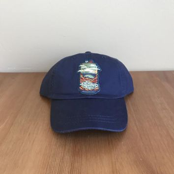 Clean New River Gorge Beer Hat
