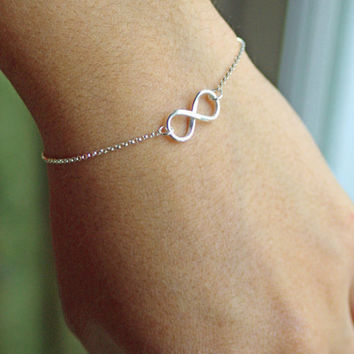 Wild Ivy Design | Infinity Bracelet | Online Store Powered by Storenvy