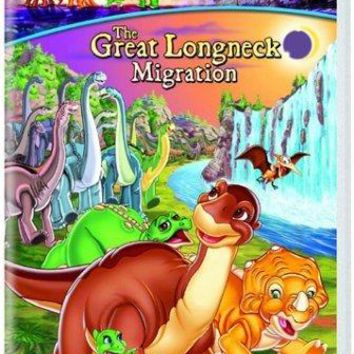 THE LAND BEFORE TIME X - THE GRE