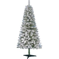 Holiday Time Non-Lit 6' Greenwood Pine Christmas Tree, Green - Walmart.com
