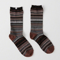 SHINE PATTERNED SOCKS