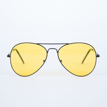 Retro Colored Aviators