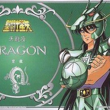 Saint Seiya Cloth Bronze Dragon Action Figure Bandai Asia