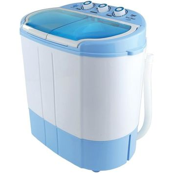 Pyle Home(R) PUCWM22 Compact & Portable Washer & Dryer