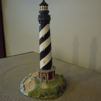 The famous Cape Hatteras Lighthuose by Spencer Collin--On Sale
