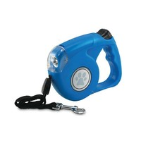 Retractable Dog Leash w/ Light