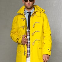 Waterproof Toggle Coat