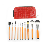 10-pcs Make-up Brush Set = 4831026180