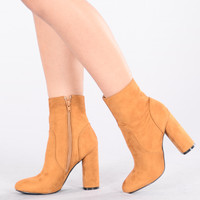 Open Road Boot - Chestnut