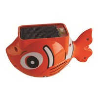 Blue Wave Clownfish Floating Solar Pool Light