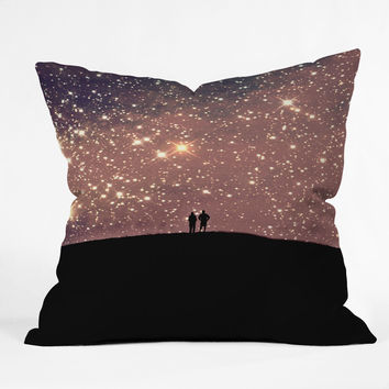 Shannon Clark Stargaze Throw Pillow