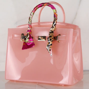 Pretty In Pink Beachkin Bag