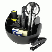 OfficeMax Rotary Desk Organizer