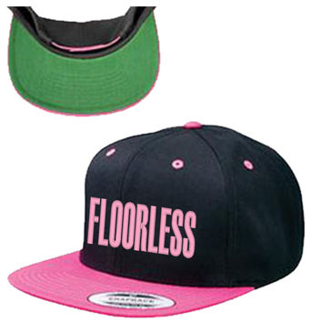 FLOORLESS BEYONCE SNAPBACK HAT