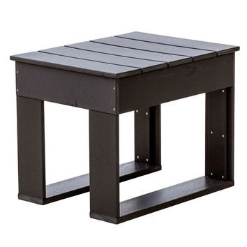 Wildridge Contemporary Recycled Plastic Deep Seat Side Table