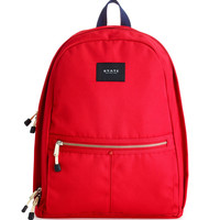 The Bedford Red Backpack