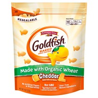 Pepperidge Farm® Cheddar Snack Crackers - 8oz
