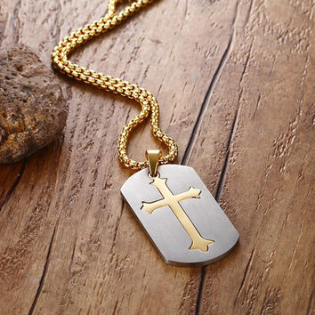 Christian Jesus Lord Prayer Jewelry