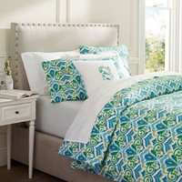 Portofino Duvet Cover & Pillowcases