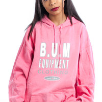 Vintage 1994 BUM Equipment Hoodie - One Size Fits Many