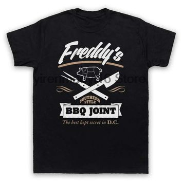 Freddy's BBQ Joint - Southern Style - BBQ/Grilling T-shirt