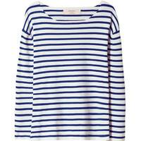 STRIPED SWEATER - Stock clearance - Woman - Sale | ZARA United States
