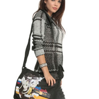 Soul Eater Trio Messenger Bag