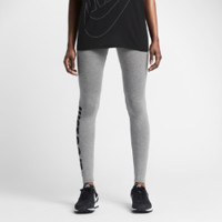 Nike Leg-A-See JDI Women's Tights Size Large (Grey)