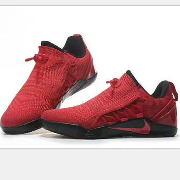 NIKE AD Kobe Running shoes Basketball shoes sneakers red H-PSXY