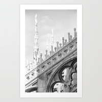 The Duomo Milan - Italy Art Print by Jcks