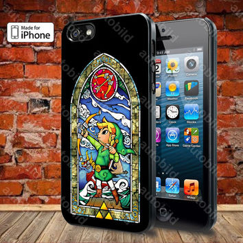 The Legend Of Zelda 03 Case For iPhone 5, 5S, 5C, 4, 4S and Samsung Galaxy S3, S4