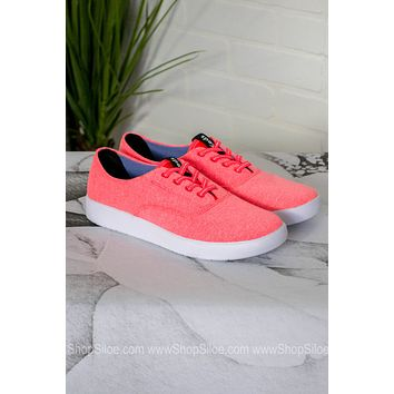 Keds Studio Jersey Shoe | Coral