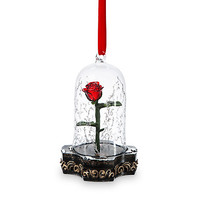 Beauty and the Beast Light-Up Ornament - Live Action Film | Disney Store