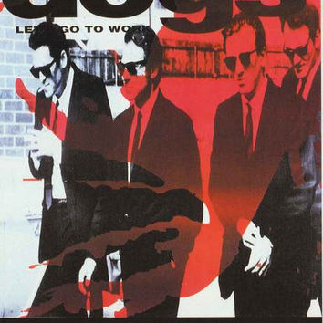 Reservoir Dogs Movie Poster 24x34