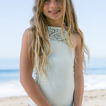 MIKOH MINI - Shorebreak One Piece | Seawater