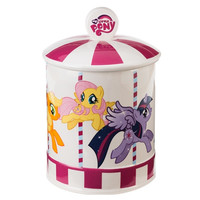 My Little Pony Carousel Ceramic Cookie Jar