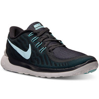Nike Women's Free 5.0 Running Sneakers from Finish Line - Finish Line Athletic Shoes - Shoes - Macy's