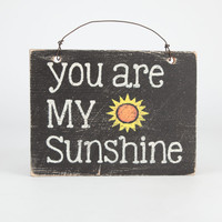 You Are My Sunshine Sign 248452149 | Room & Dorm