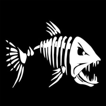 Fish Decal