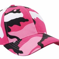 Rothco Supreme Pink Camo Low Profile Cap