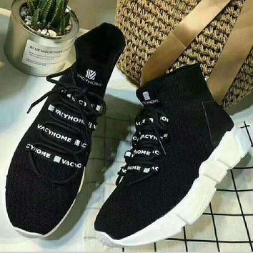 Balenciaga Casual Breathable Sneakers Running Shoes